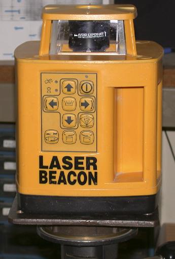 9135 Interior Laser By Laser Alignment