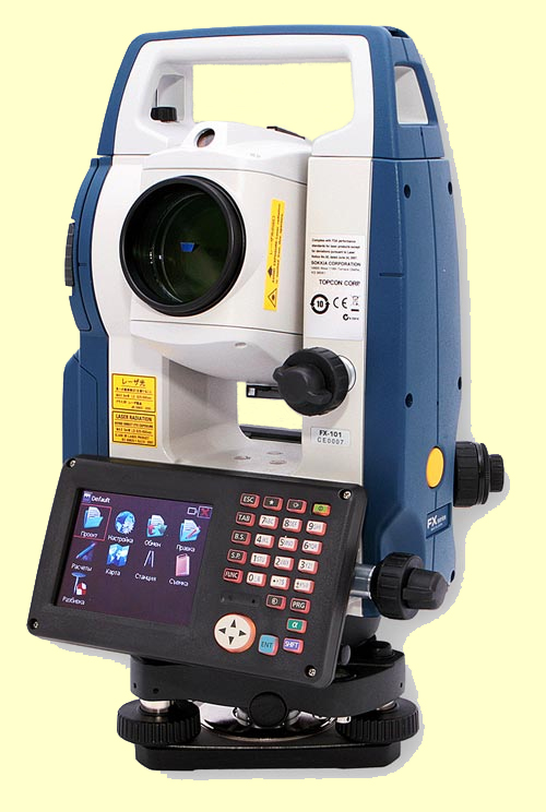 Sokkia Fx Series Total Stations